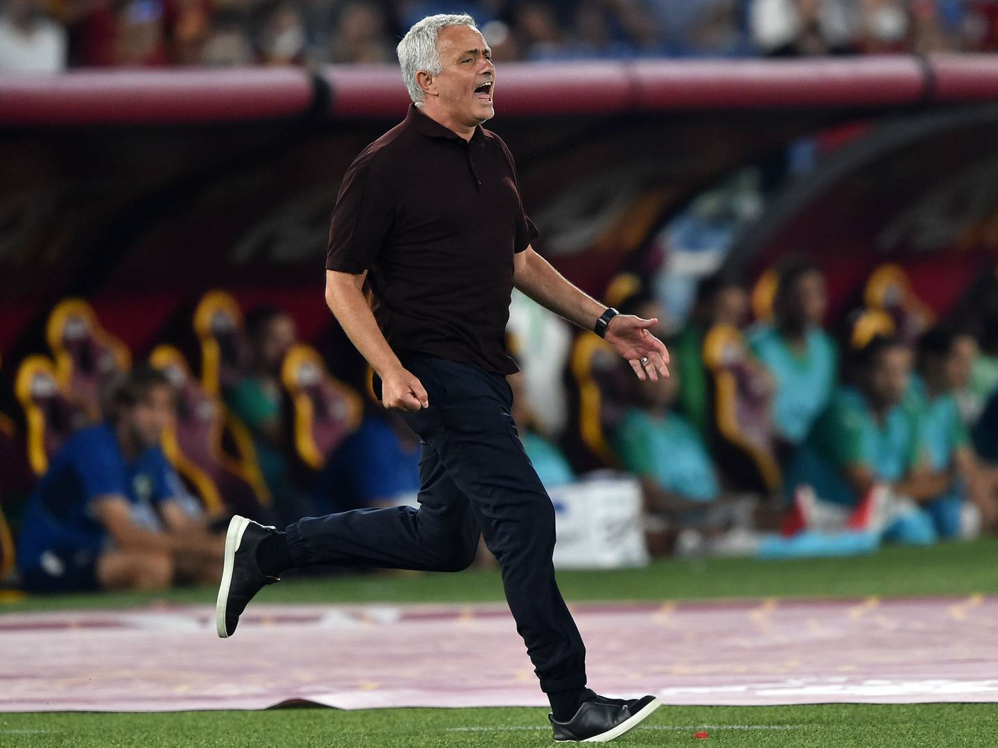 Mastercard Unveils NFT Debut With AS Roma Coach José Mourinho